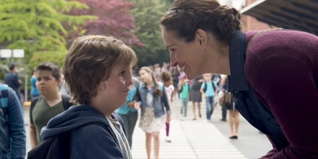 《奇蹟男孩》天才童星雅各特倫布雷和金獎影后茱莉亞羅勃茲同台飆戲