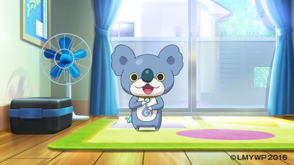 神秘新角色「無尾熊喵」可愛登場,說不出話的無尾熊喵卻是關鍵的重要角色
