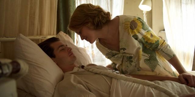 《我要為你呼吸》安德魯加菲爾德與克萊兒芙伊深情演出,全劇組都動容