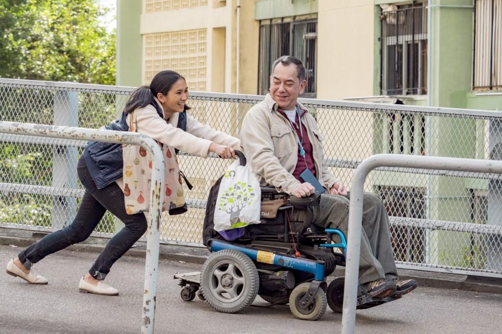 繼《桃姐》後最感動人心香港電影 ,《淪落人》獲獎無數!