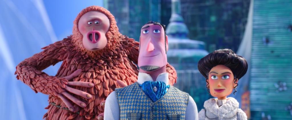 《大冒險家》在美國上映引爆口碑,權威外媒《The Wrap》讚譽:「精緻無比的電影!」更被讚譽為今年最棒的家庭動畫電影!