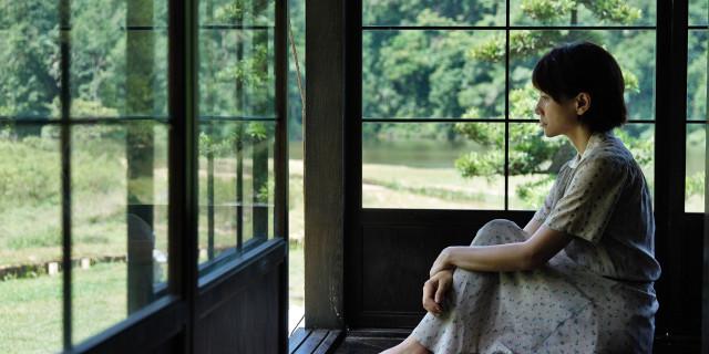 《夕霧花園》李心潔飾演張雲林,她在二戰時歷經妹妹過世,因此想為她圓夢打造一座日本花園