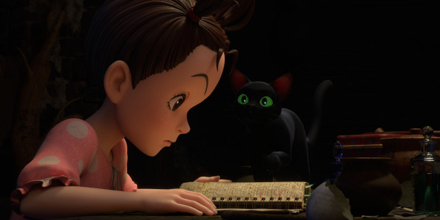 6.安雅在新家唯一朋友是會說話的小黑貓湯瑪士